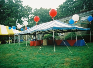 Tent, Canopy 20x40